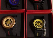 ساعة فيراري Ferrari Watch