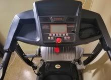 جهاز مشي 12كم/س + حزام تكسير الدهون