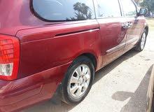 Red Hyundai Elantra 2009 for sale
