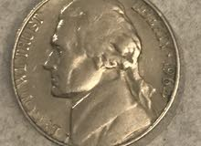 5 cent  1964