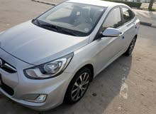 50,000 - 59,999 km Hyundai Accent 2014 for sale