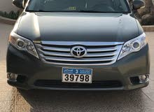 Green Toyota Avalon 2011 for sale