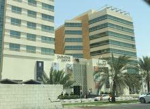 مكتب للإيجار في مجمع الياسمين التجاري؛ office for rent at Jasmine complex