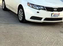Kia Forte 2010 For sale - White color