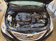 Used condition Hyundai Sonata 2012 with 120,000 - 129,999 km mileage
