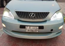 Used condition Lexus RX 2005 with 160,000 - 169,999 km mileage