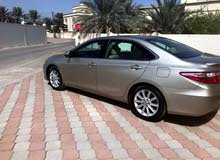 Toyota Camry 2015 For sale - Beige color