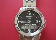 ساعة تيسوت TISSOT T TOUCH  سويسري اصلي