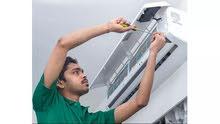 Ac repair and servis اصلاح الأجهزة كهرباء الاكترونية A.c repair