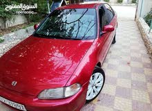 Automatic Honda 1993 for sale - Used - Amman city