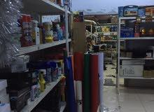 محلين للبيع في قريات بمحطة المها