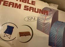 ساونا sauna لمً تستعمل