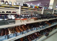 احذية رجالي وشوزات رجالي مصري وصيني وستوك امريكي