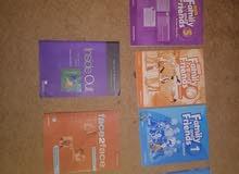 مجموعة كتب تعليمية انجليزية جديدة و مستعملة