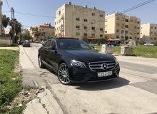 Mercedes E200 2017 ( 4000 km only )