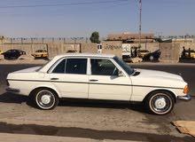 Gasoline Fuel/Power   Mercedes Benz C 230 1983