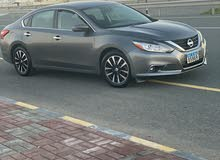 Used condition Nissan Altima 2017 with 0 km mileage