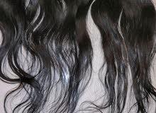 شعر طبيعي 100%