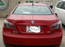 Gasoline Fuel/Power   MG MG6 2014