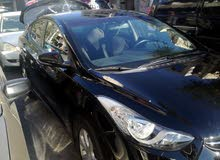 Gasoline Fuel/Power car for rent - Hyundai Avante 2013