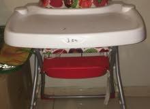 كرسي اطفال للبيع المستعجل