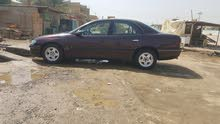 Used condition Opel Omega 2000 with +200,000 km mileage