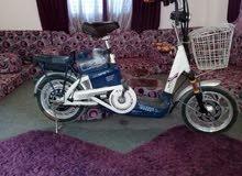دراجة للبيع او البدل