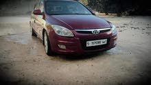 Hyundai i30 2010 For sale - Red color