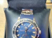 ساعة Ulysse Nardin اوتمتيك رجالية سويسرية للبيع بسعر مغري