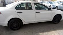 Mitsubishi Lancer car for sale 2014 in Zarqa city
