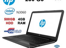 For Sale LAPTOP HP N 3060 ,4GB RAM,500GB HDD 85 KD NEW IN THE BOX