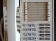 هاتف تلفون ارضي سلكي