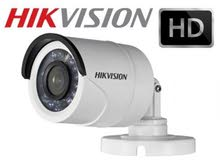 كاميرات مراقبة داخلية وخارجية مع التركيب بأسعار مخفضه