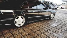 Mercedes Benz E55 AMG car for sale 2001 in Saham city