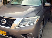 Nissan Pathfinder car for sale 2014 in Sohar city