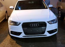 Audi A4 car for sale 2013 in Tripoli city