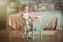 ملابس اطفال وحديثي الولادة / متجر سمات الطفولة
