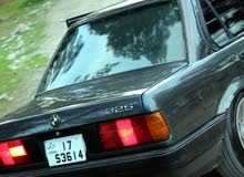 BMW E30 car for sale 1988 in Ajloun city