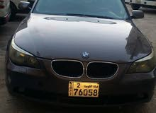 +200,000 km mileage BMW 525 for sale