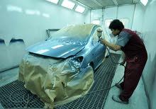 مطلوب فني ازواق وسمكري سيارات