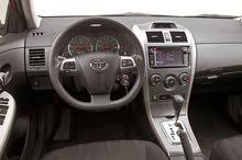 Grey Toyota Corolla 2013 for sale