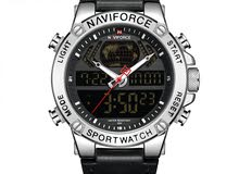 Naviforce 9164L - Luxury Army Military Sports Wristwatch