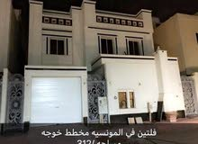 2 Bedrooms rooms 4 bathrooms Villa for sale in Al RiyadhAl Munsiyah