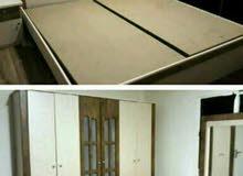 غرف نوم وطني جديده تتكون من 6قطع بسعر 1800ريال شامل التوصيل والتركيب