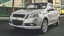 Gasoline Chevrolet Aveo 2019