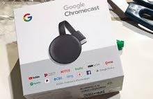 جوجل كروم كاست الإصدار الثالث