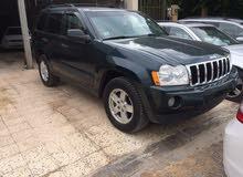 km Jeep Grand Cherokee 2005 for sale