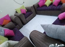 For sale Sofas - Sitting Rooms - Entrances that's condition is Used - Jazan