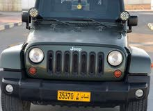 For sale only Jeep Wrangler Gulf 2009