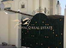 8 BD Villa in Muaither -Residential-